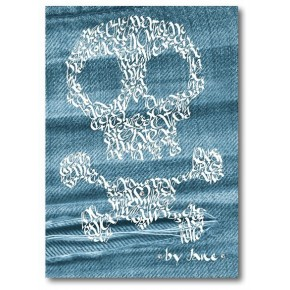 Skull & Crossbones på Denim