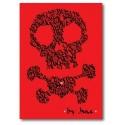 Crani i bandera pirata Diversos Colors