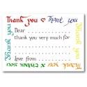 Danke Anmerkungs-Pack