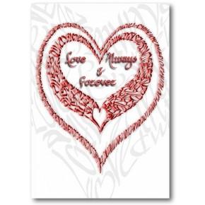 Kärlek Alltid och för evigt
