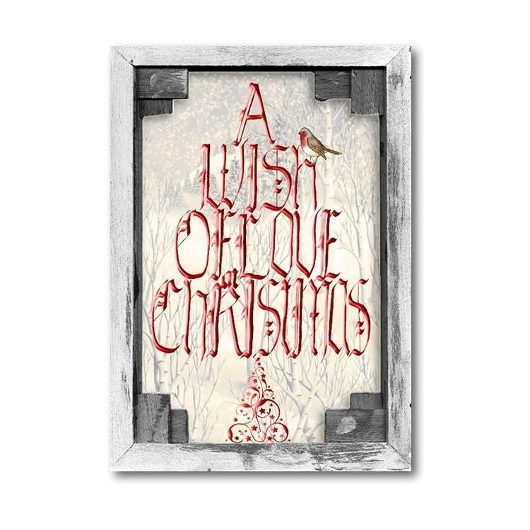 Et ønske af kærlighed til jul