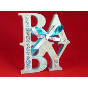 Baby Boy - personalizada