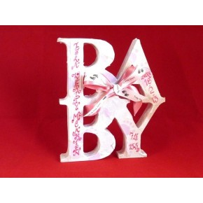 Baby Girl - personalizada