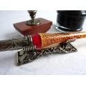 Vidro Dip Pen Blotter Inkwell & Pen Resto