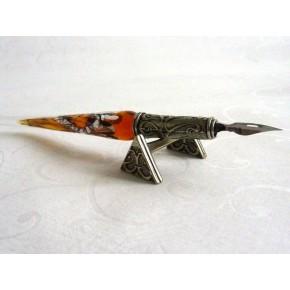 Kalligrafi penna vila