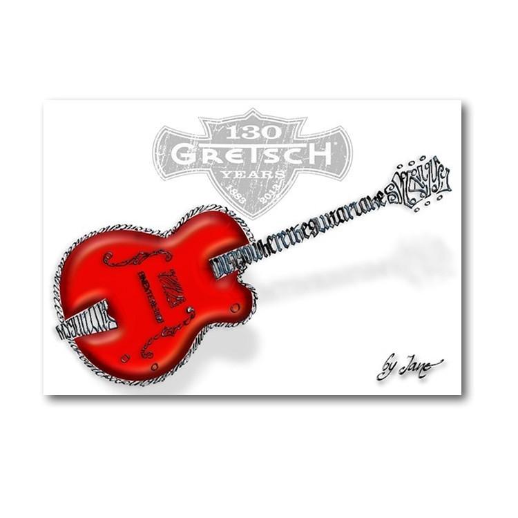 Gretsch-kitara