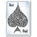 Ace Dad (sininen)
