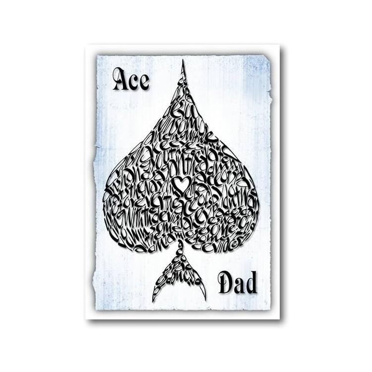 Ace Dad (Blue)