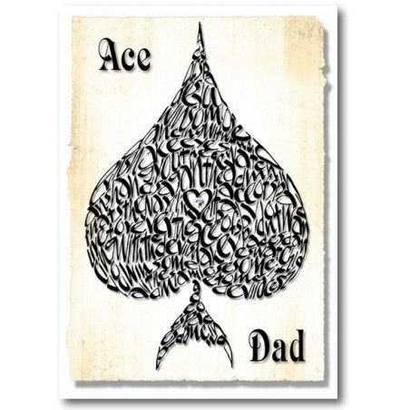 Ass Dad (Creme)