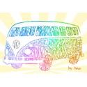 VW Camper Van