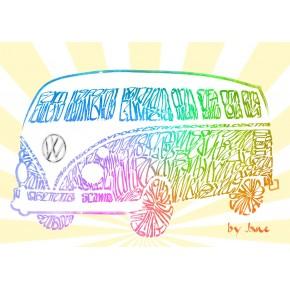 VW matkailuauto