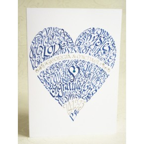 Personalised Valentine