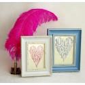 Äitienpäivä Pink Heart Kuva