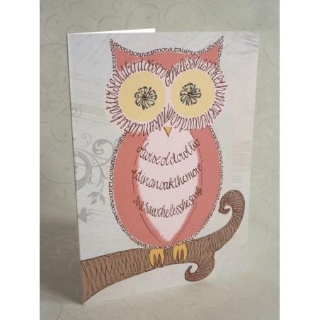 Vintage Owl
