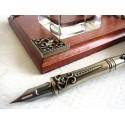 Feather Kalligraphie Pen Schreibtisch-Set