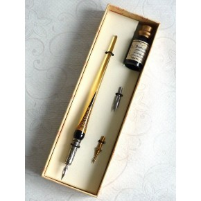 Glass Calligraphy Dip Pen Sets