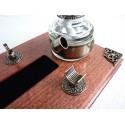 Bois calligraphie Pen & Wax Seal Set bureau