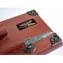 Élégant en bois Set de calligraphie de bureau