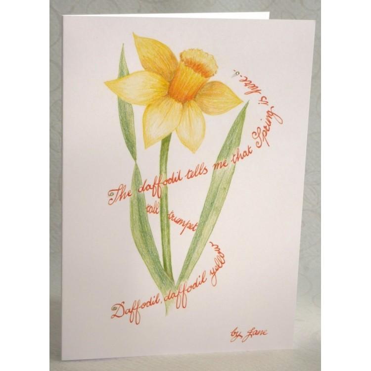 Kevät Daffodil