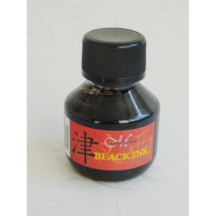 Kinesisk kalligrafi Bläck