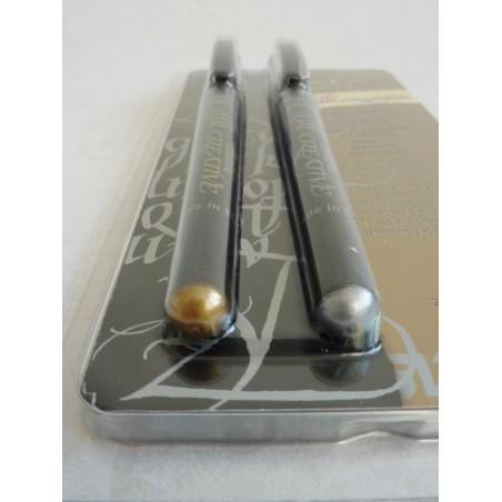 Gold & Silver Metallic Marcatori