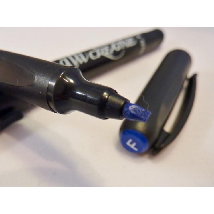 Dereito marcador Caligrafía Handed