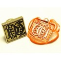 Gothic Letter Wax Stamps