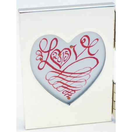 Love Heart Mini Cadre