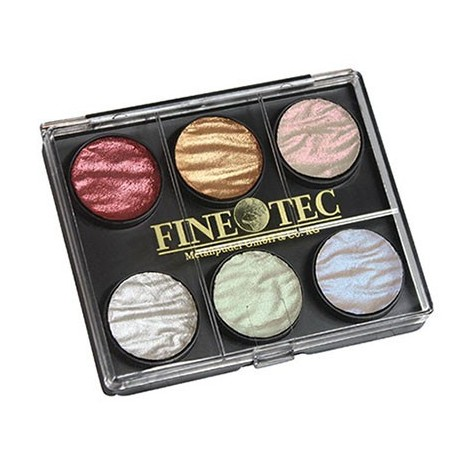 Finetec 6 colores perla 23mm