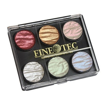 Finetec 6 Pearl Colours 23 mm