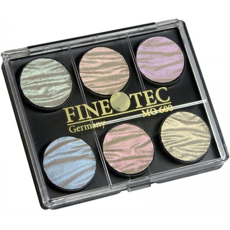Sei Finetec colori shimmer perle 23mm