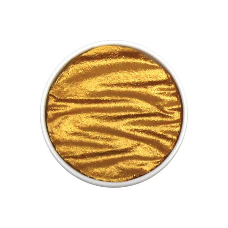 Recambio de perlas Finetec - oro tibetano