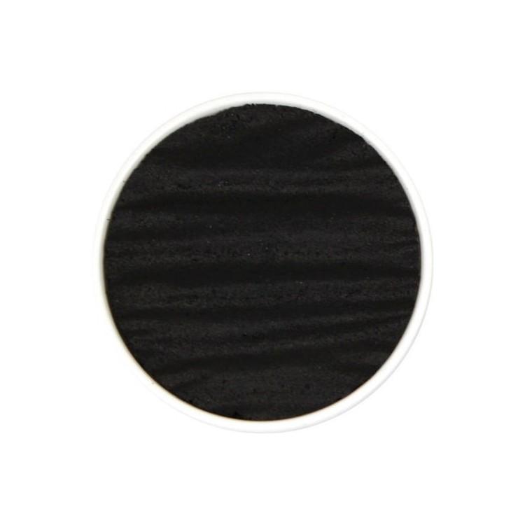 Zwart Mica - parel vervanging. Coliro (Finetec)