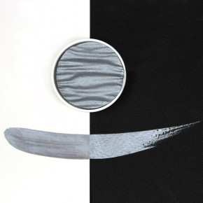 Zilver Grijs - parel vervanging. Coliro (Finetec)