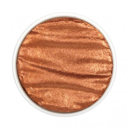 Recharge de perles Finetec - Or Orange