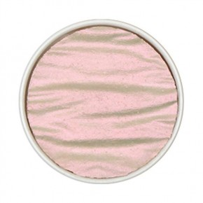 Glanzende Roze - parel vervanging. Coliro (Finetec)