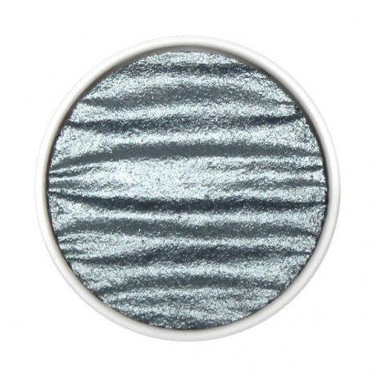 Blauw Zilver - parel vervanging. Coliro (Finetec)