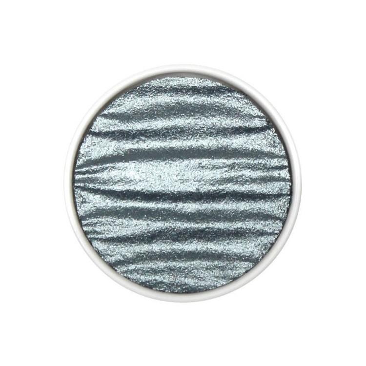 Recharge de perles Finetec - Argent Bleu