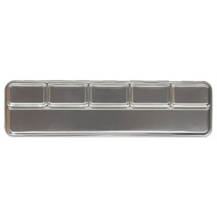 Scatola di metallo per 6 colori di perle