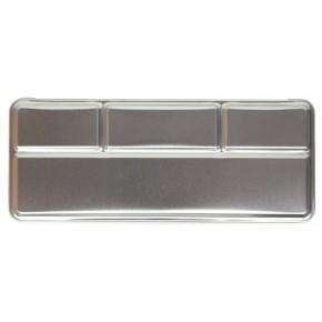 Scatola di metallo per 12 colori di perle