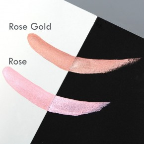 Finetec Perle Ersatztinte - Rosengold
