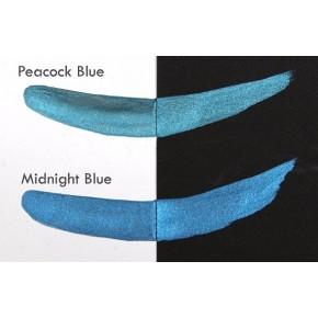 Påfågel Blå - pärla ersättning. Coliro (Finetec)