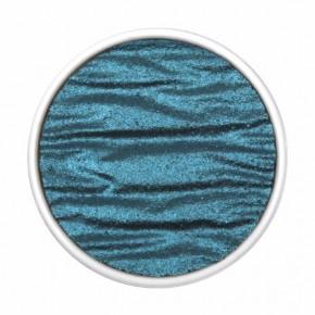 Pauw blauw - parel vervanging. Coliro (Finetec)