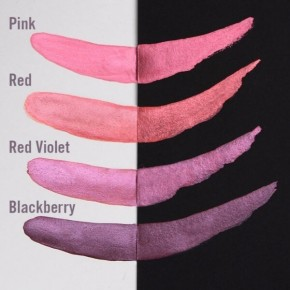 Rosa - Perle Ersatztinte. Coliro (Finetec)