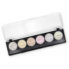Magia - 6 perle inchiostri a colori pigmentati 30mm