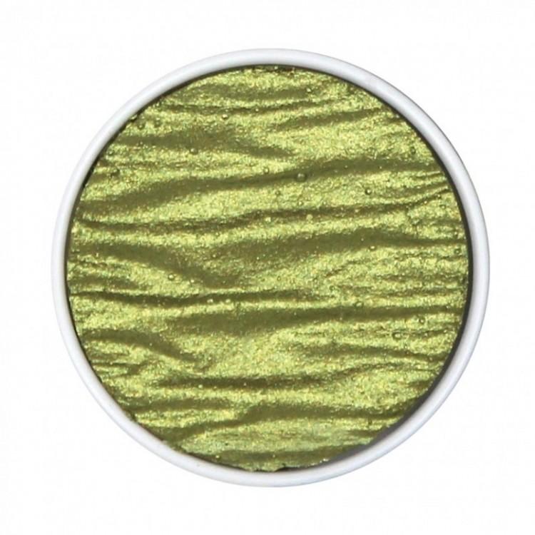 Äppelgrön - pärla ersättning. Coliro (Finetec)