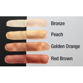 Peach - pärla ersättning. Coliro (Finetec)