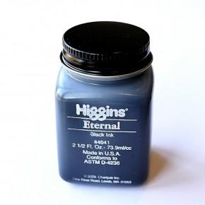Higgins ikuinen muste