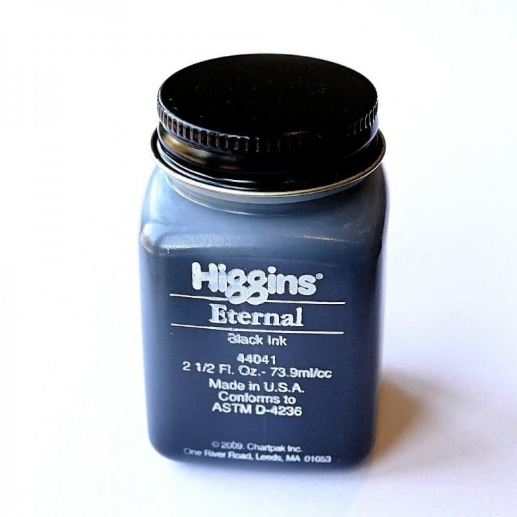 Inchiostro eterno di Higgins