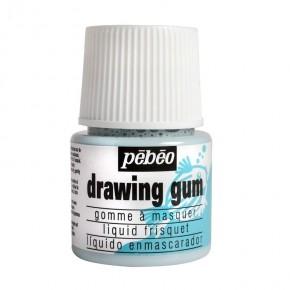 Pébéo tekeninggom 45ml